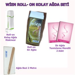 Wien Roll - on Kolay Ağda Seti, Sir Ağda