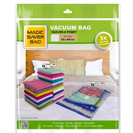 Magic Saver Bag Vakumlu Hurç Poşet 55x90 Cm, XLarge